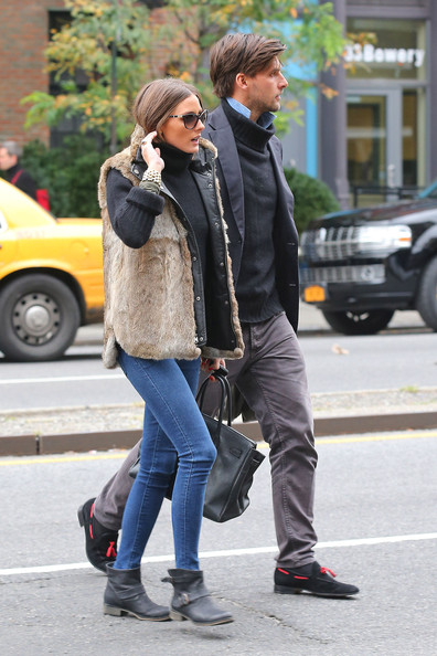 More Pics of Olivia Palermo Skinny Jeans (1 of 22) - Olivia Palermo Lookbook - StyleBistro