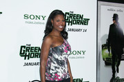 Omarosa Manigault-Stallworth Leather Clutch