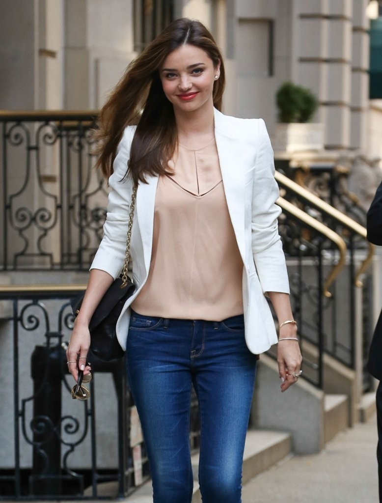 Orlando Bloom and Miranda Kerr Out for Tennis