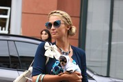 Paris Hilton Dog Carrier Duffle