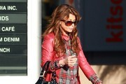 Paula Abdul Leather Jacket