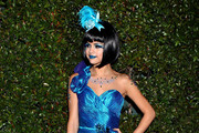 Celebrities at the Perez Hilton Blue Ball Birthday Celebration at Siren Studios in Hollywood, CA.