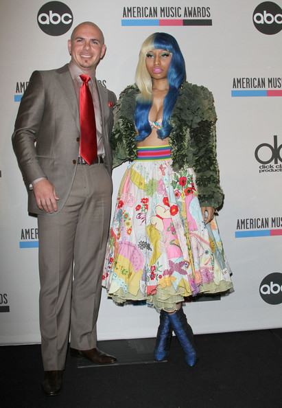 2011 American Music Awards Nominees Press Conference