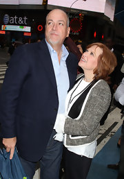 Caroline Manzo was wearing a classy tweed jacket when 'The Real Housewives' rang the NASDAQ opening bell.