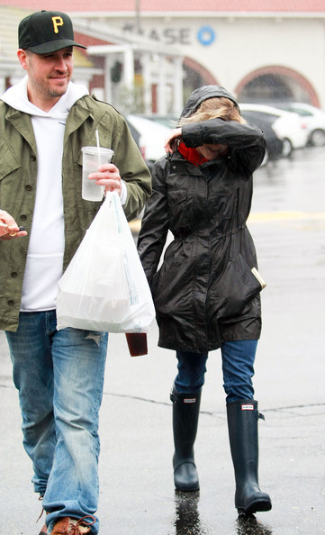 Reese Witherspoon Rain Boots