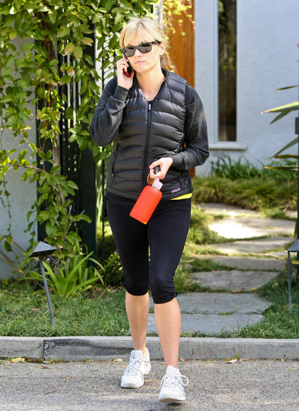 Reese Witherspoon Visits a Friend in LA