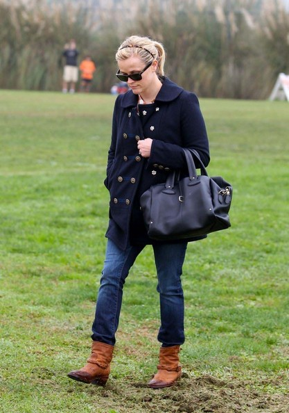 More Pics of Reese Witherspoon Skinny Jeans (1 of 122) - Reese Witherspoon Lookbook - StyleBistro