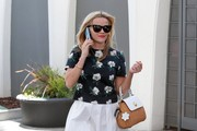 Reese Witherspoon Straw Tote