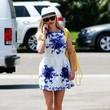 Reese Witherspoon's Bold Blue Print