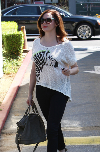 More Pics of Rose McGowan Knit Top (1 of 12) - Knit Top Lookbook - StyleBistro