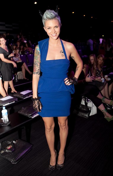 Ruby Rose Cocktail Dress