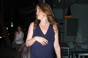 Saffron Burrows Thong Sandals