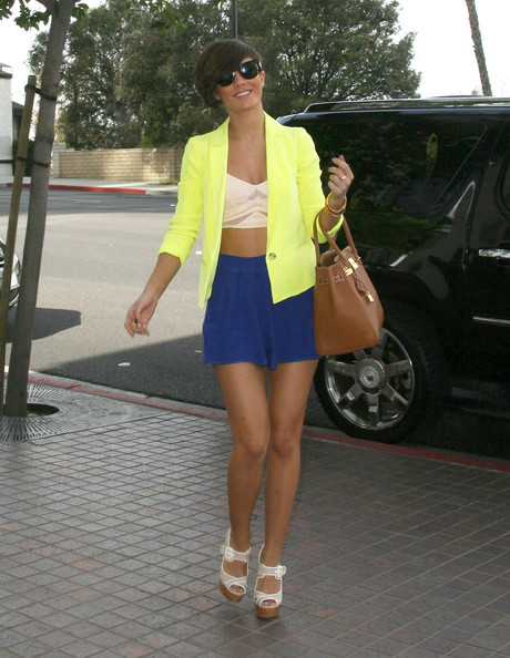 More Pics of Frankie Sandford Wedges  (1 of 10) - Frankie Sandford Lookbook - StyleBistro