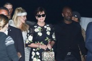 Kris Jenner Evening Sandals