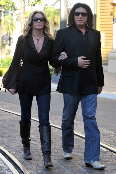 Shannon Tweed Knee High Boots
