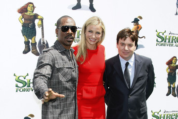 Mike Myers Cameron Diaz 'Shrek Forever After' Los Angeles Premiere 2