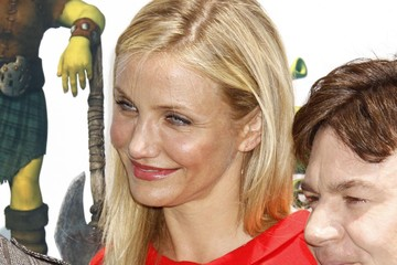 Mike Myers Cameron Diaz 'Shrek Forever After' Los Angeles Premiere