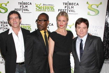 Mike Myers Cameron Diaz The 'Shrek Forever After' New York Premiere