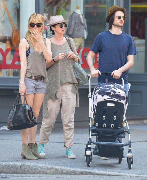Sienna Miller Takes Her Family for a Stroll — Part 2