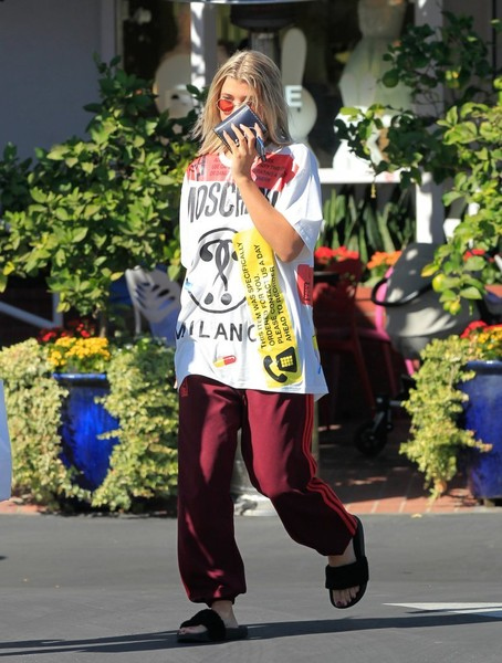 Sofia Richie Graphic Tee
