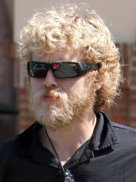 Spencer Pratt Rectangular Sunglasses