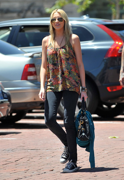 Stephanie Pratt Canvas Shoes
