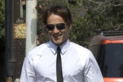 Stephen Moyer Aviator Sunglasses