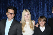 Elle Fanning and Ryan Lee Photo