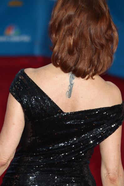 Susan Sarandon Body Art