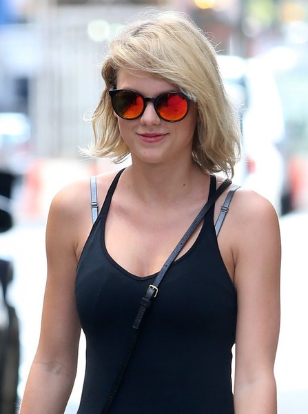 Taylor Swift Round Sunglasses