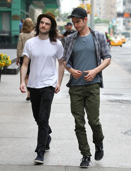 Tom Sturridge Skinny Jeans