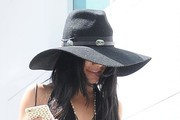 Vanessa Hudgens Walker Hat