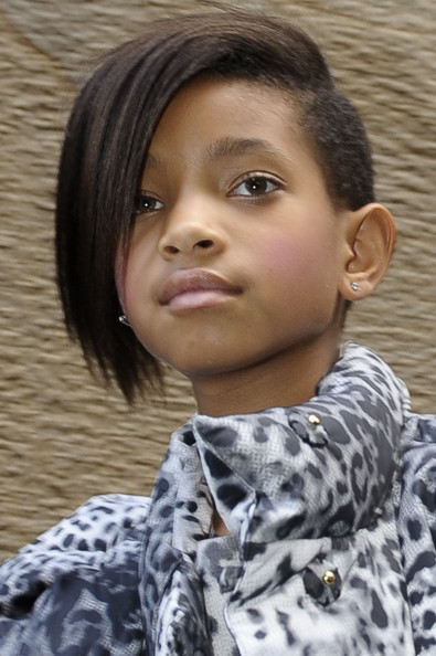 Willow Smith Short Straight Cut