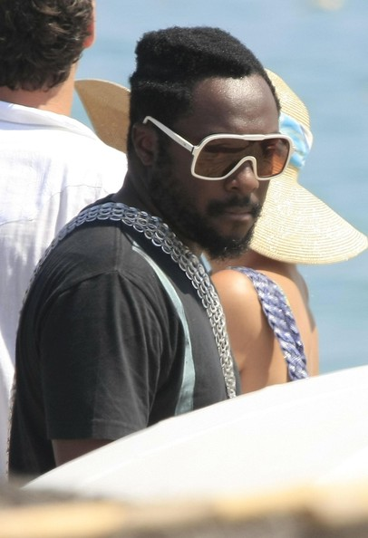 will.i.am Designer Shield Sunglasses
