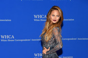 Chrissy Teigen attends the 101st Annual White House Correspondents' Association Dinner at the Washington Hilton on April 25, 2015 in Washington, DC.