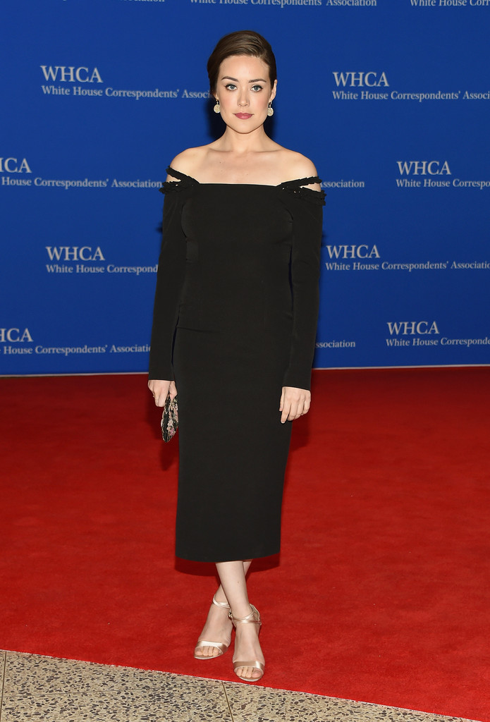Megan Boone The Best Looks From The White House