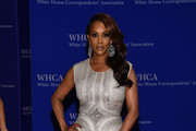 Vivica A. Fox Beaded Dress