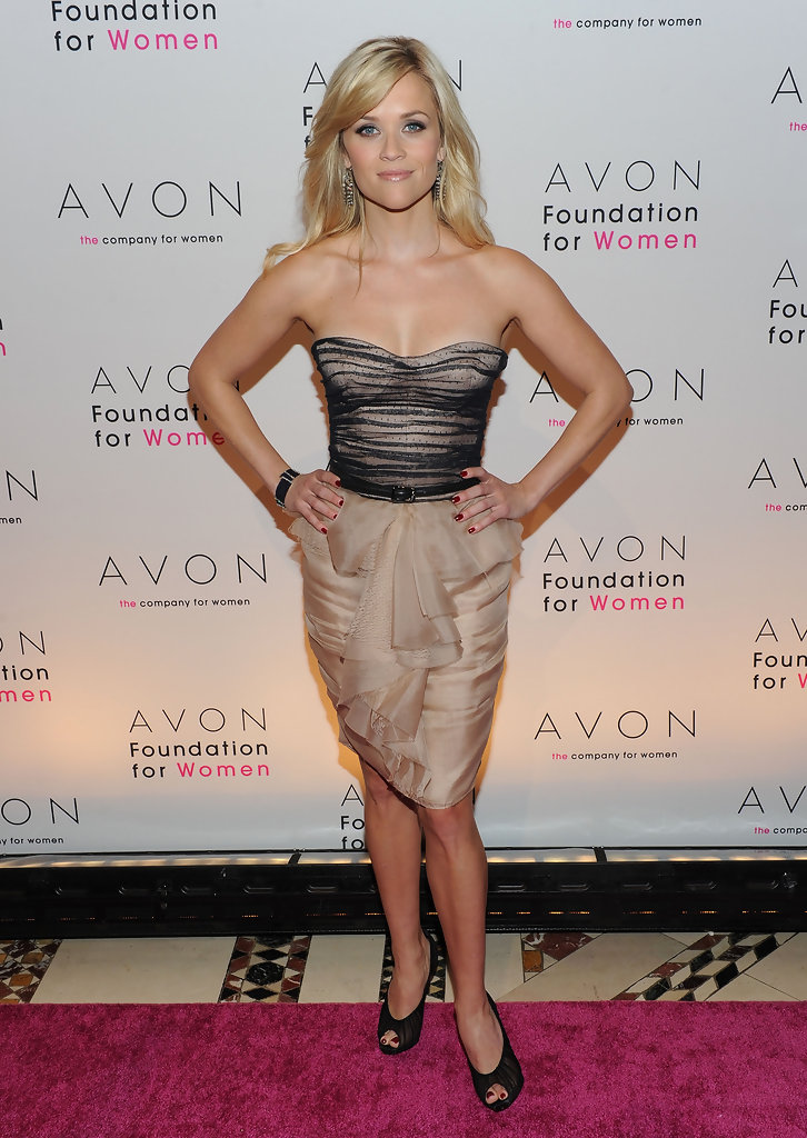 Reese+Witherspoon in 10th Annual Avon Foundation For Women Gala