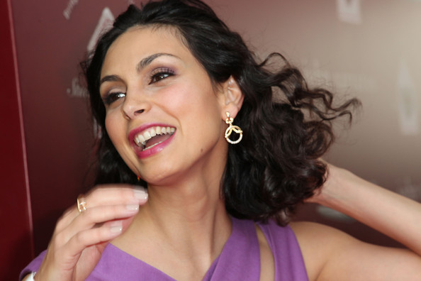More Pics of Morena Baccarin Medium Curls (2 of 12) - Morena Baccarin Lookbook - StyleBistro