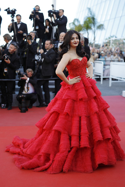 Aishwarya Rai in Ralph and Russo