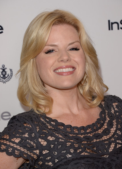 More Pics of Megan Hilty Little Black Dress (2 of 4) - Megan Hilty Lookbook - StyleBistro