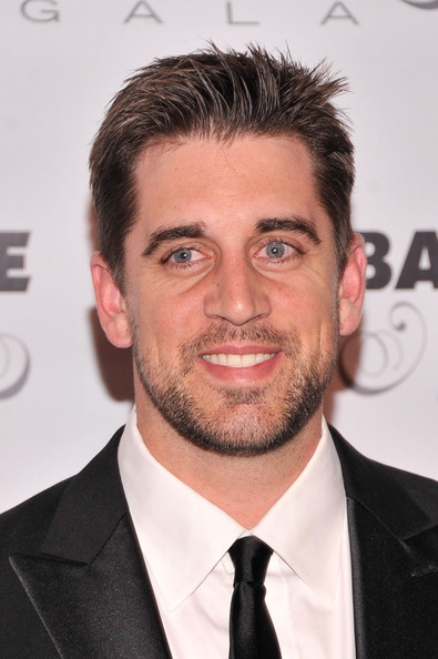 More Pics of Aaron Rodgers Men's Suit (1 of 2) - Aaron Rodgers Lookbook - StyleBistro