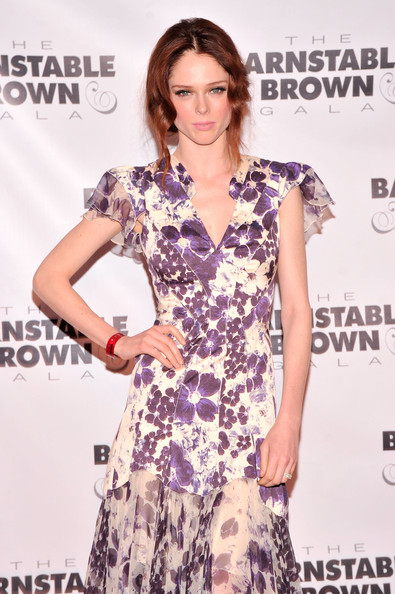 More Pics of Coco Rocha Bobby Pinned Updo (1 of 4) - Bobby Pinned Updo Lookbook - StyleBistro
