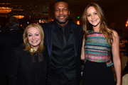 Jennifer Lawrence and Chris Tucker Photo