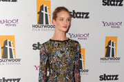 Actress Rosie Huntington-Whiteley arrives at the 15th Annual Hollywood Film Awards Gala Presented By Starz held at The Beverly Hilton hotel on October 24, 2011 in Beverly Hills, California.