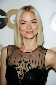 Jaime King wore her blunt bob styled straight with loads of shine at the 16th Annual GQ Men of the Year party.