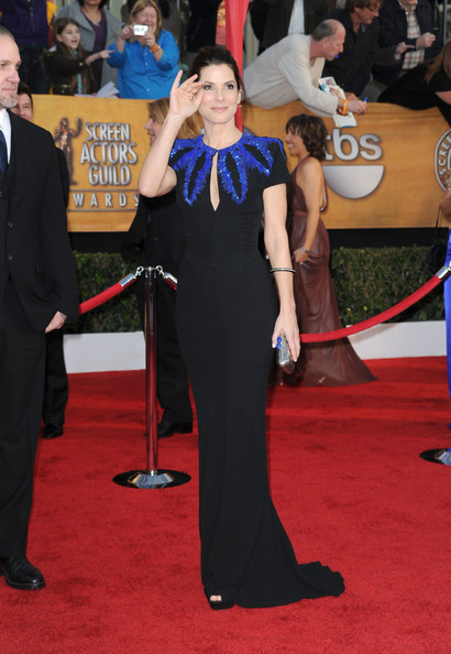 Sandra Bullock at the 2010 SAG Awards