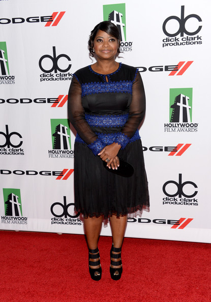 More Pics of Octavia Spencer Hard Case Clutch (1 of 7) - Hard Case Clutch Lookbook - StyleBistro