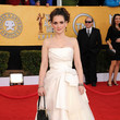 Winona Ryder at the 2011 SAG Awards