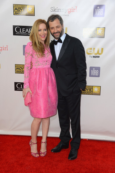 More Pics of Leslie Mann Cocktail Dress (1 of 24) - Leslie Mann Lookbook - StyleBistro